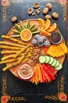 Epic Vegan Snack Platter | In Love with Bliss #vegan #recipes #snacks #healthy #snackplatter